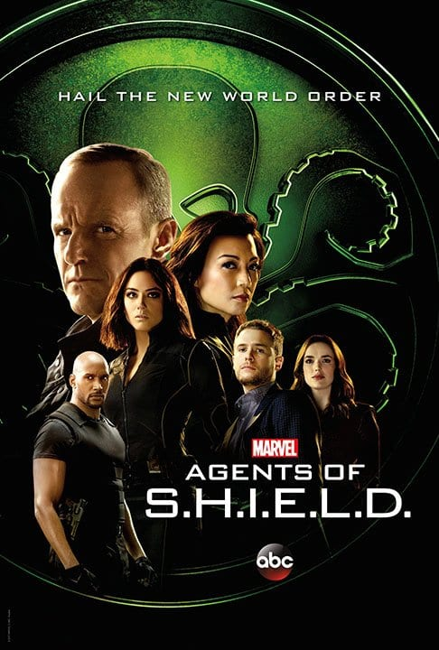 Agents_of_HYDRA_Poster Review: Marvel's Agents of S.H.I.E.L.D. Staffel 4