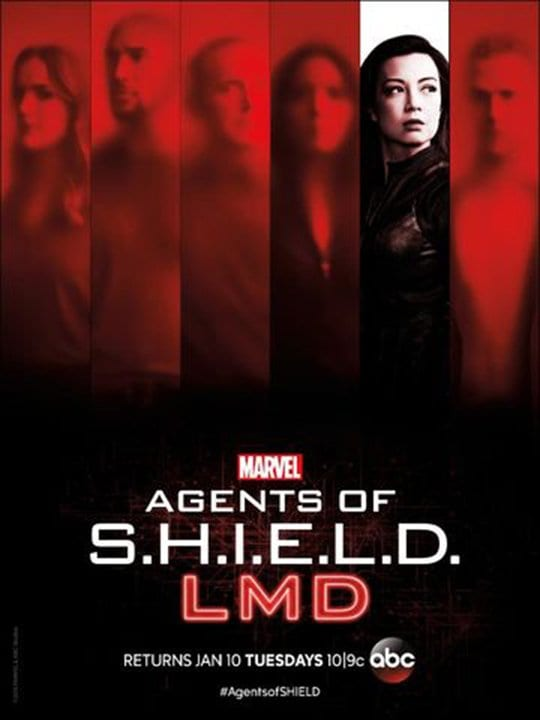 Agents_of_LMD_Poster Review: Marvel's Agents of S.H.I.E.L.D. Staffel 4