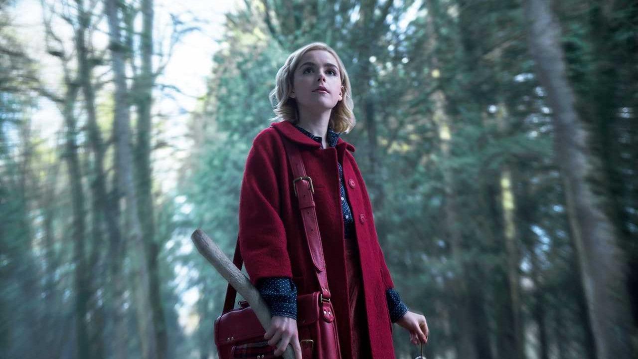 Sabrina, die Teenager-Hexe, kehrt als Horrorserie zurück