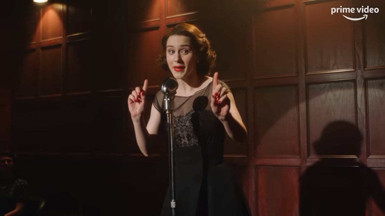 The Marvelous Mrs. Maisel: Teaser zur 2. Staffel