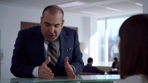Review: Suits S08E05 – Good Mudding