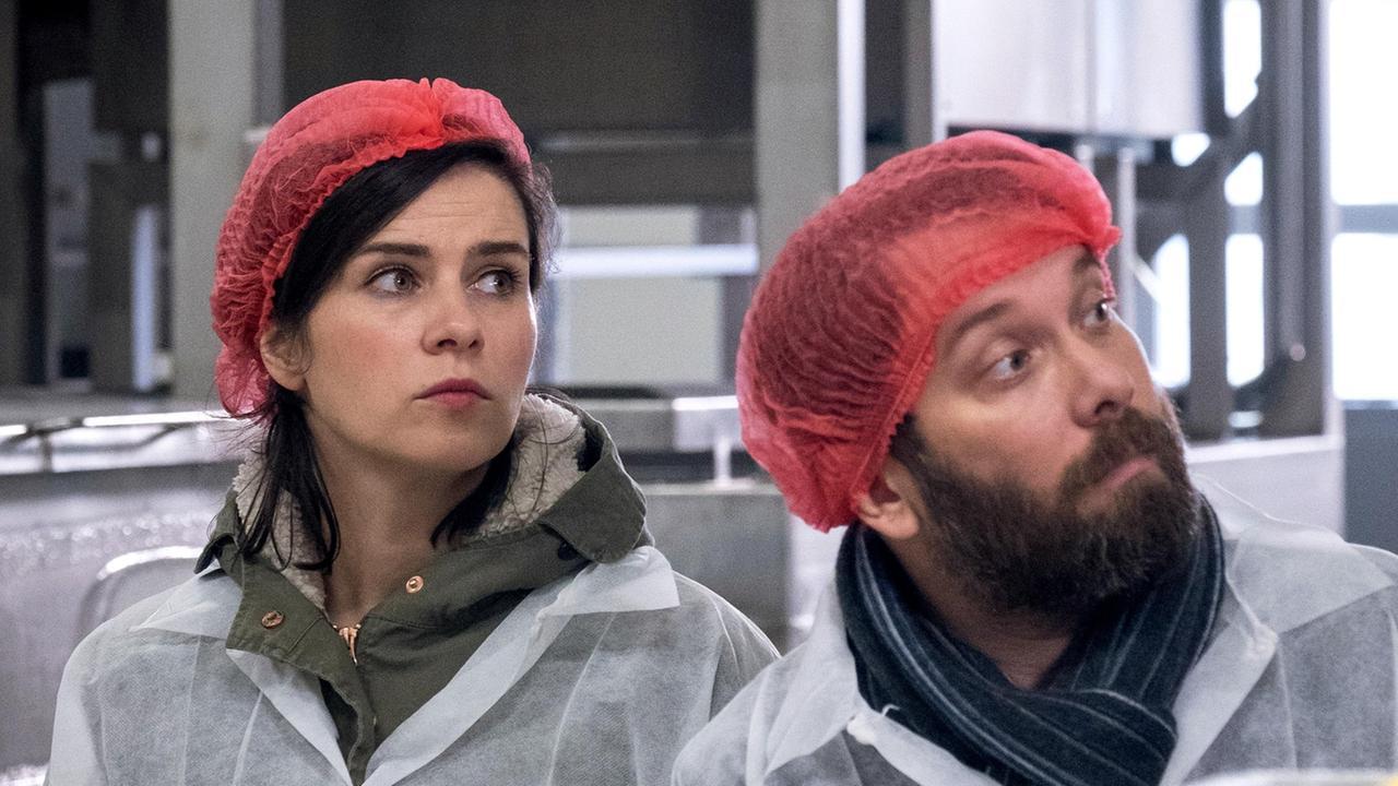 Die robuste Roswita: Neuer Tatort mit Ulmen und Nora Tschirner