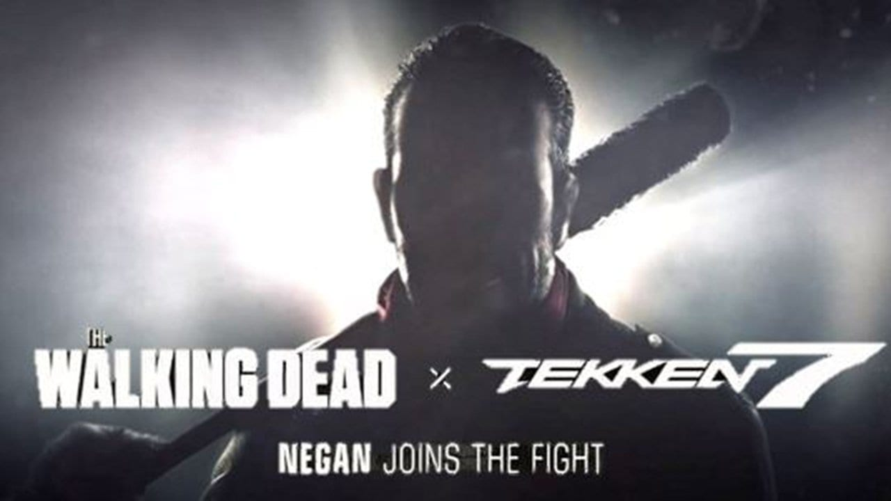 The Walking Dead: Negan wird spielbarer Tekken-Charakter