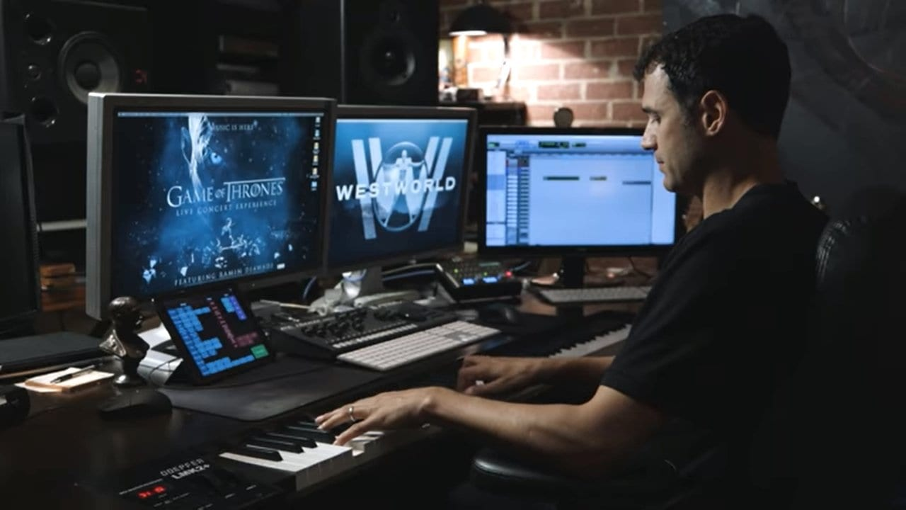 Komponist Ramin Djawadi über seine Musik in Westworld und Game of Thrones