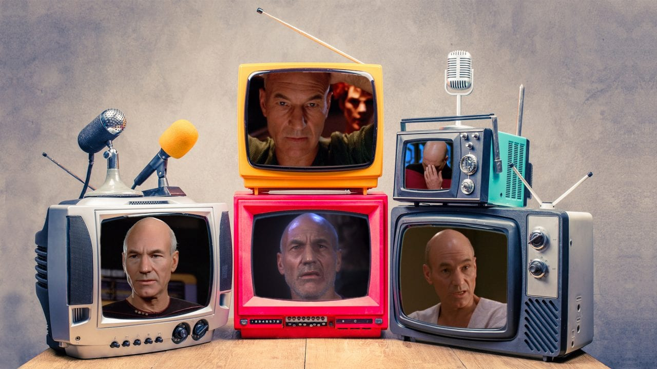 AWESOME 5: Die besten Captain Picard Folgen