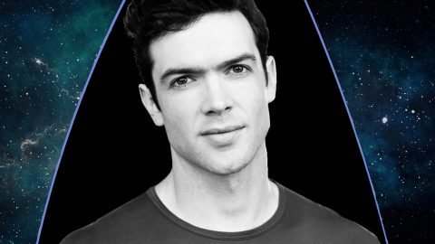 "Das ist Spock in ""Star Trek: Discovery"""