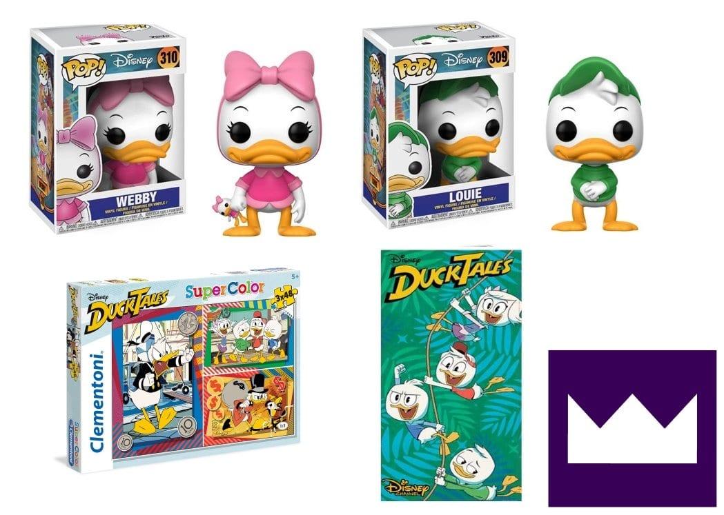 """ducktales-1 Zum Start im Disney-Channel: """"DuckTales"""" Paket zu gewinnen"""