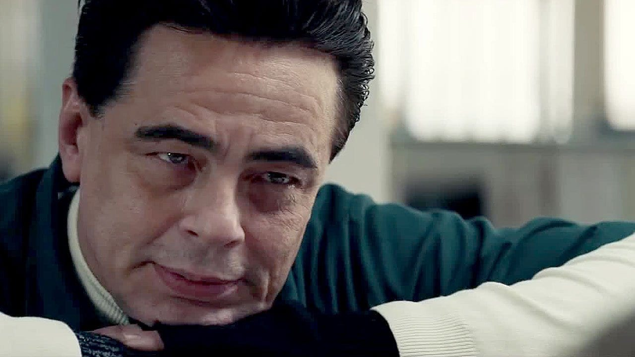 escape-at-dannemora-benicio-del-torro Escape at Dennemora: Miniserie von Ben Stiller