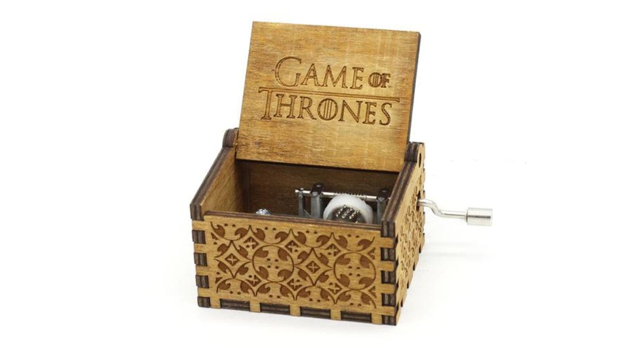 Game of Thrones Musikbox