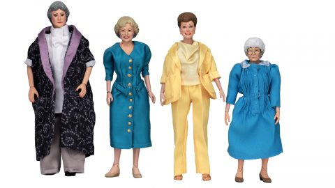 Golden Girls Action Figuren