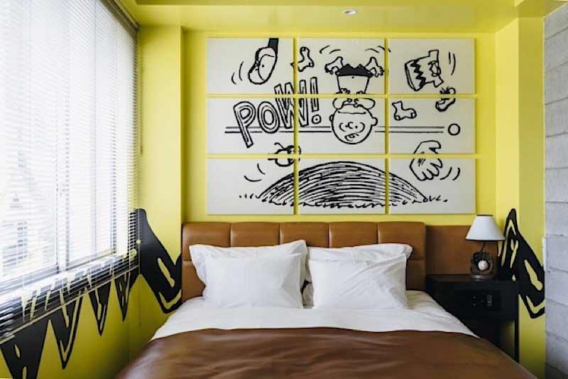 In Japan gibt es jetzt ein Peanuts-Hotel