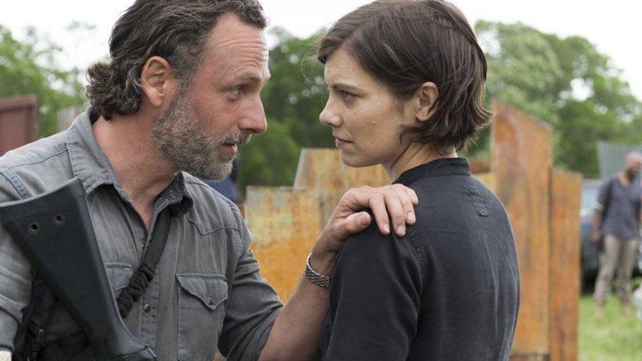 the-walking-dead-maggie-rick The Walking Dead: Nächster Hauptcharakter verlässt Serie