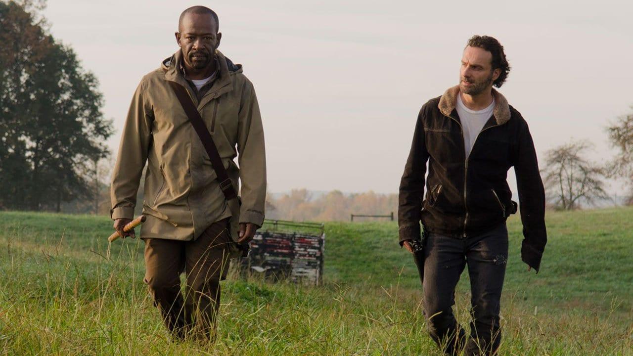 the-walking-dead-morgan-rick The Walking Dead: Nächster Hauptcharakter verlässt Serie