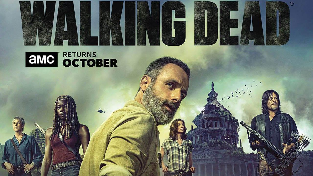 twd_s09 The Walking Dead: Nächster Hauptcharakter verlässt Serie