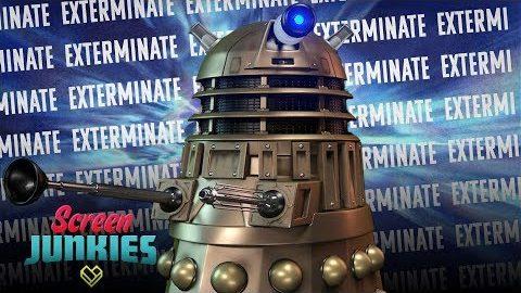 Wenn jeder Roboter in Film und Fernsehen ein Dalek wäre