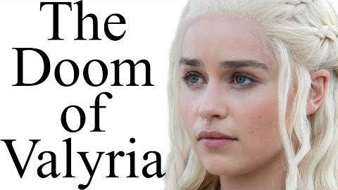 Game of Thrones: Analyse zur Vorgeschichte und den Valyrians