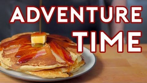 """Essen aus """"Adventure Time"""" nachgekocht"""