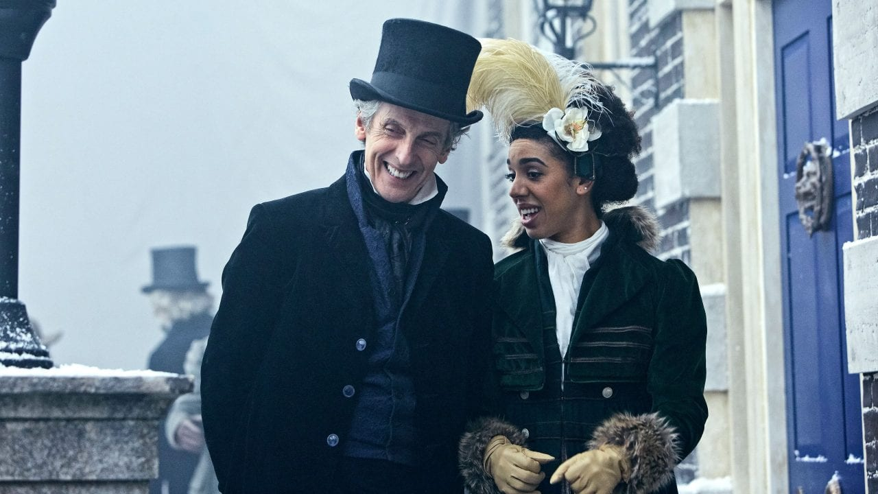 Doctor Who Season 10 Episode 3 Peter Capaldi