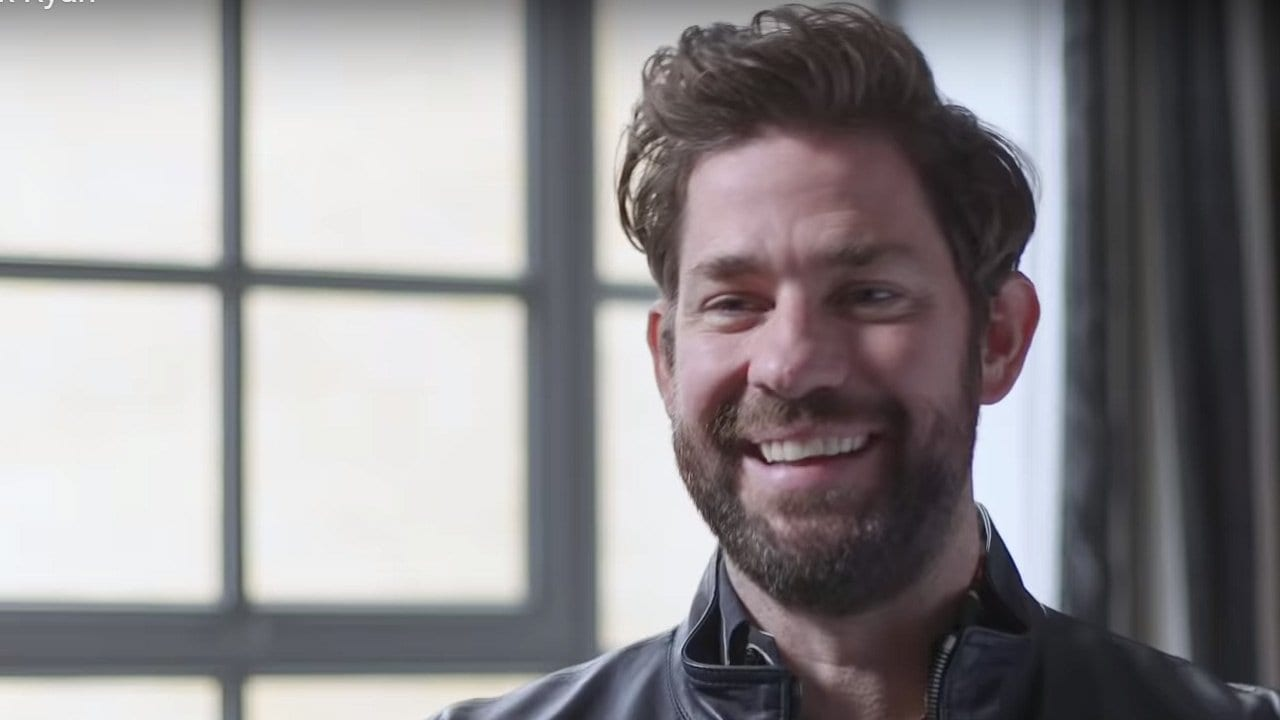 "John Krasinski im Interview zu ""Jack Ryan"""