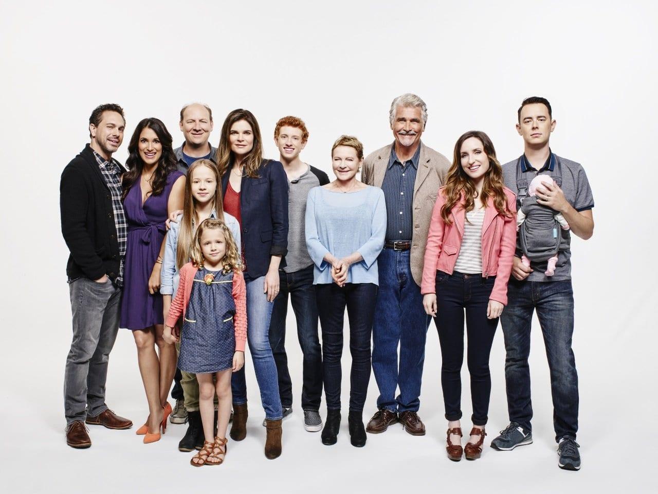 Life-in-Pieces Wer MODERN FAMILY schaut, mag auch...