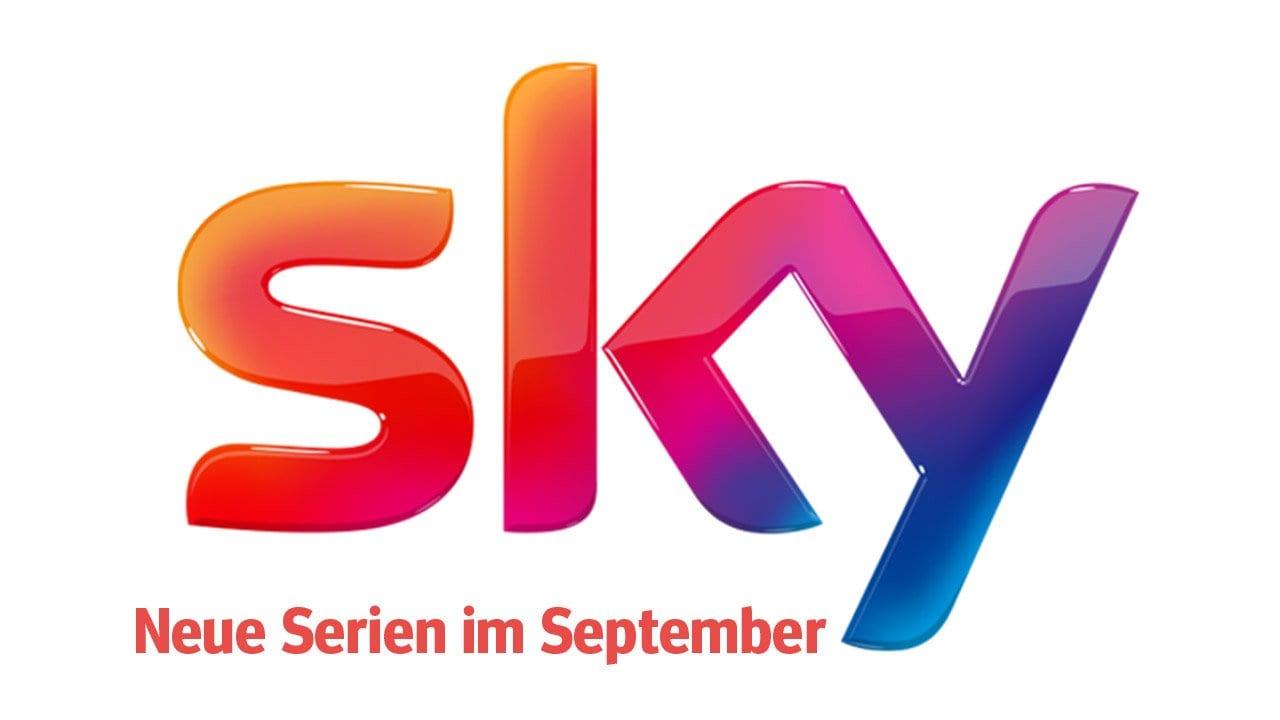 Sky: Die neuen Serien(-Staffeln) im September 2018