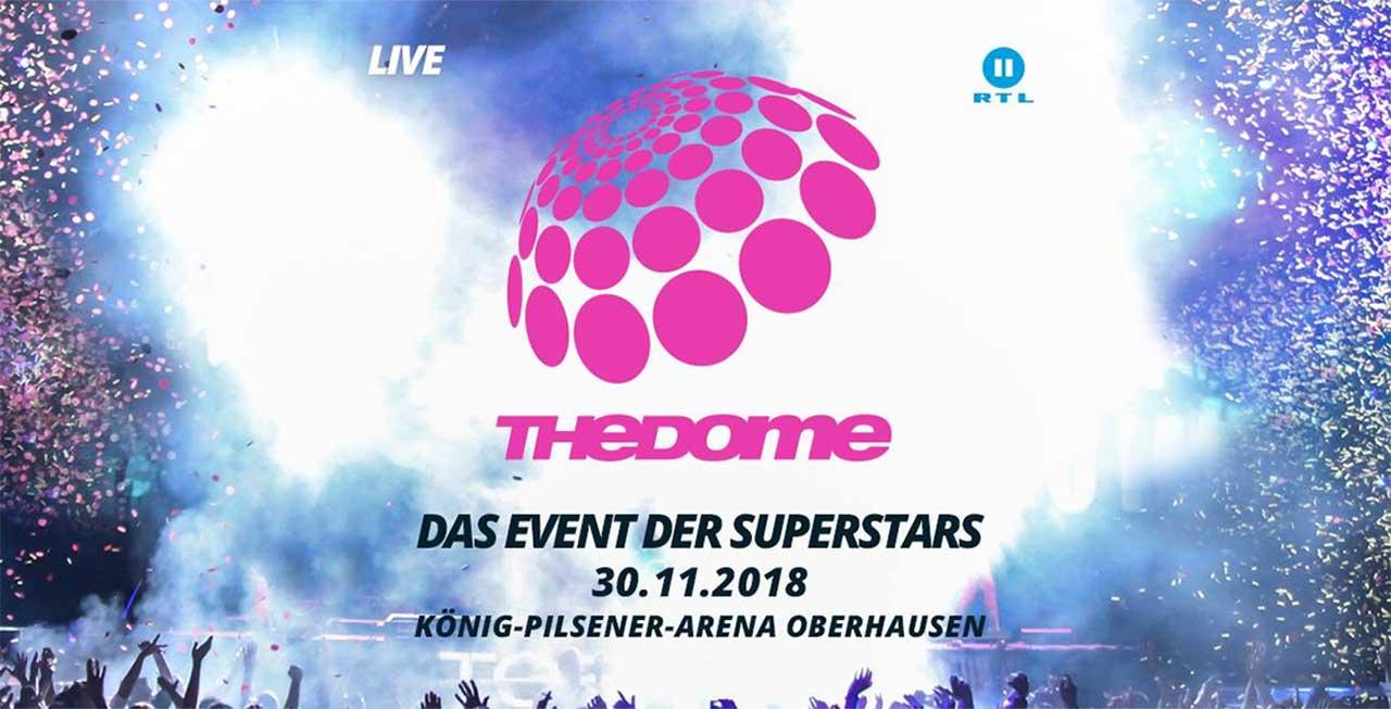 The-Dome-RTL2-wieder-da THE DOME kommt wieder ins Fernsehen