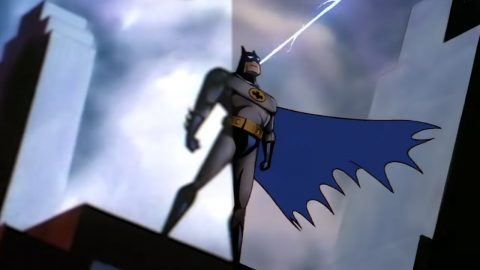Batman Animated Series Intro: Original vs. Remastered