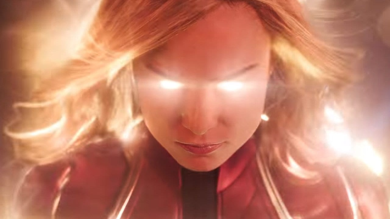 Epischer Captain Marvel Trailer