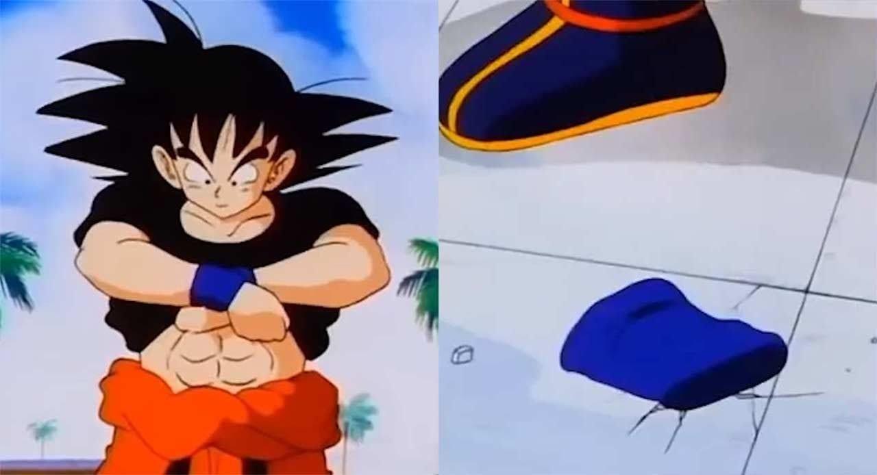 Machen die ultraschweren Trainingsklamotten aus Dragon Ball Z Sinn?