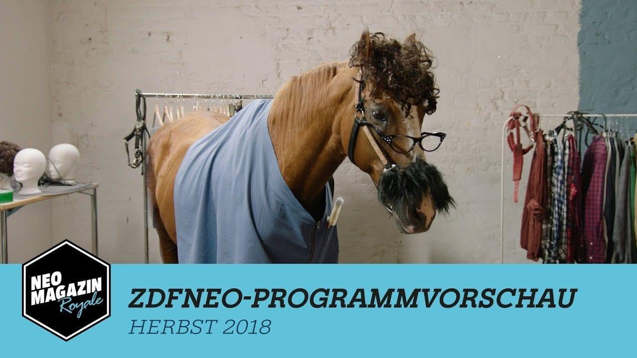 """""""Undercover Ross"""", """"Bares für Boris"""" & mehr: ZDFneo Programmvorschau von Jan Böhmermann"""