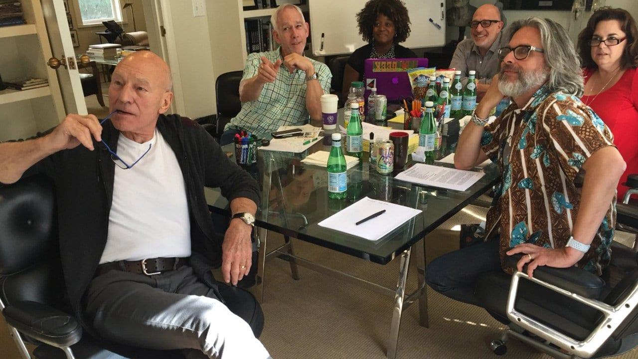 Arbeiten an neuer Picard Star Trek Serie haben begonnen