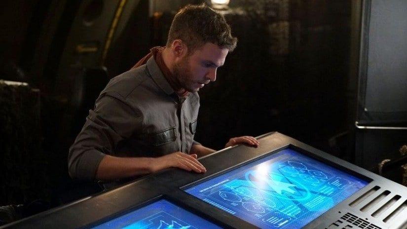 shield-s05e09a Review: Marvel's Agents of S.H.I.E.L.D. S05E09+E10 - Best Laid Plans + Past life