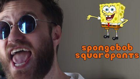 Stimmenimitator: SpongeBob, Rocko und Co. singen BSB
