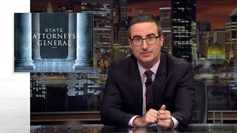 Last Week Tonight with John Oliver: State Attorneys General