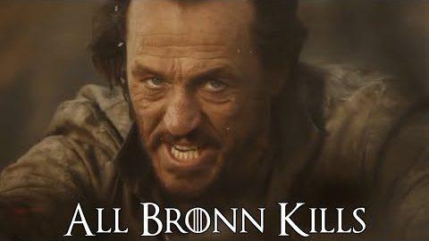 GoT-Supercut: Alle Kills von Bronn