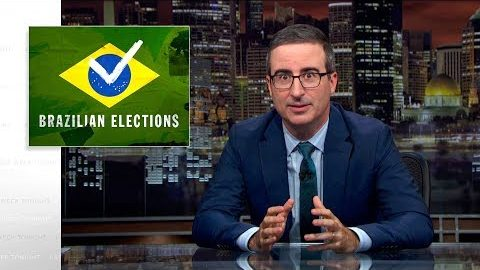Last Week Tonight with John Oliver: Brazilian Elections
