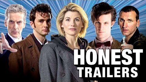 Honest Trailers – Doctor Who
