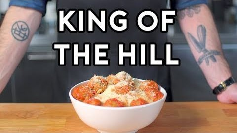 "Speisen aus ""King of the Hill"" nachgekocht"