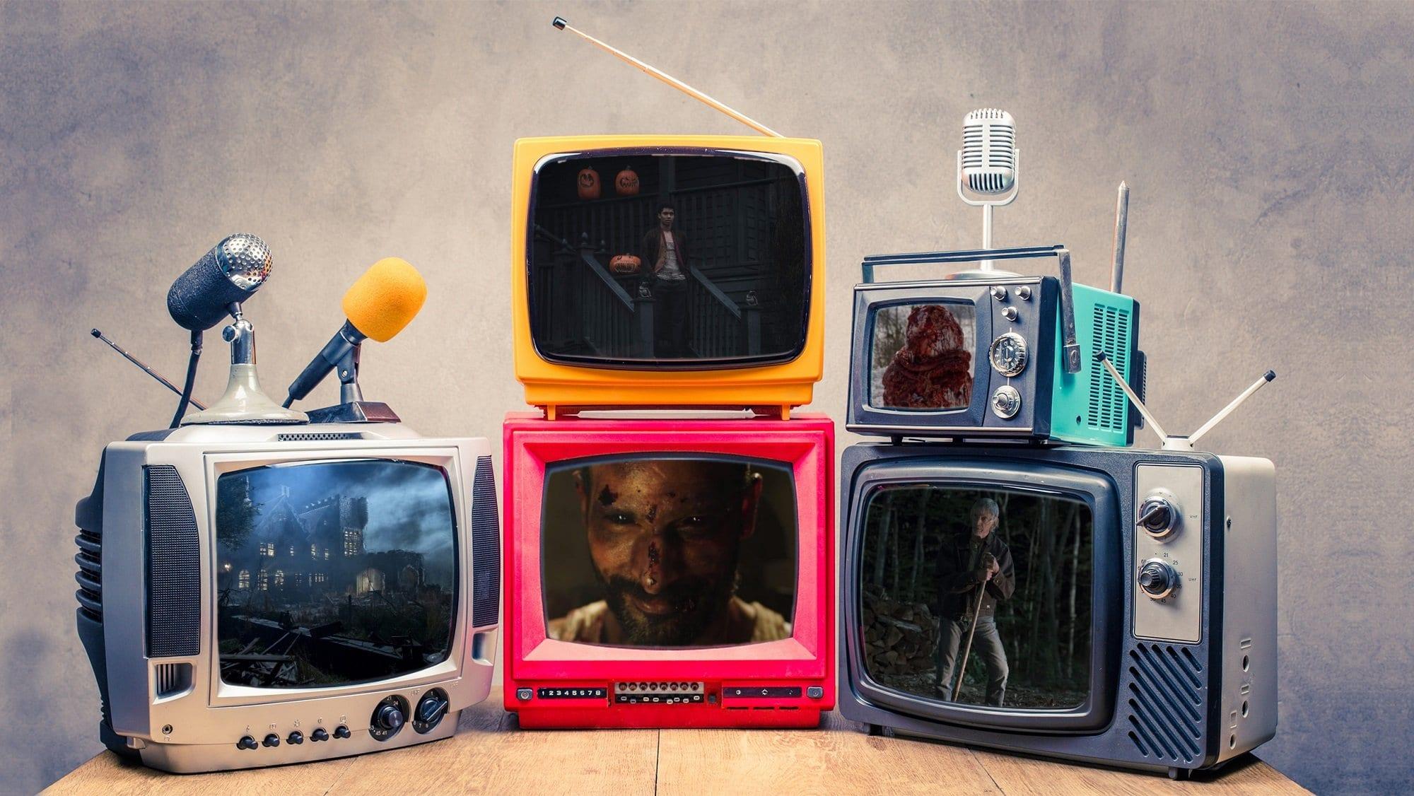 AWESOME 5: Serien zum Gruseln