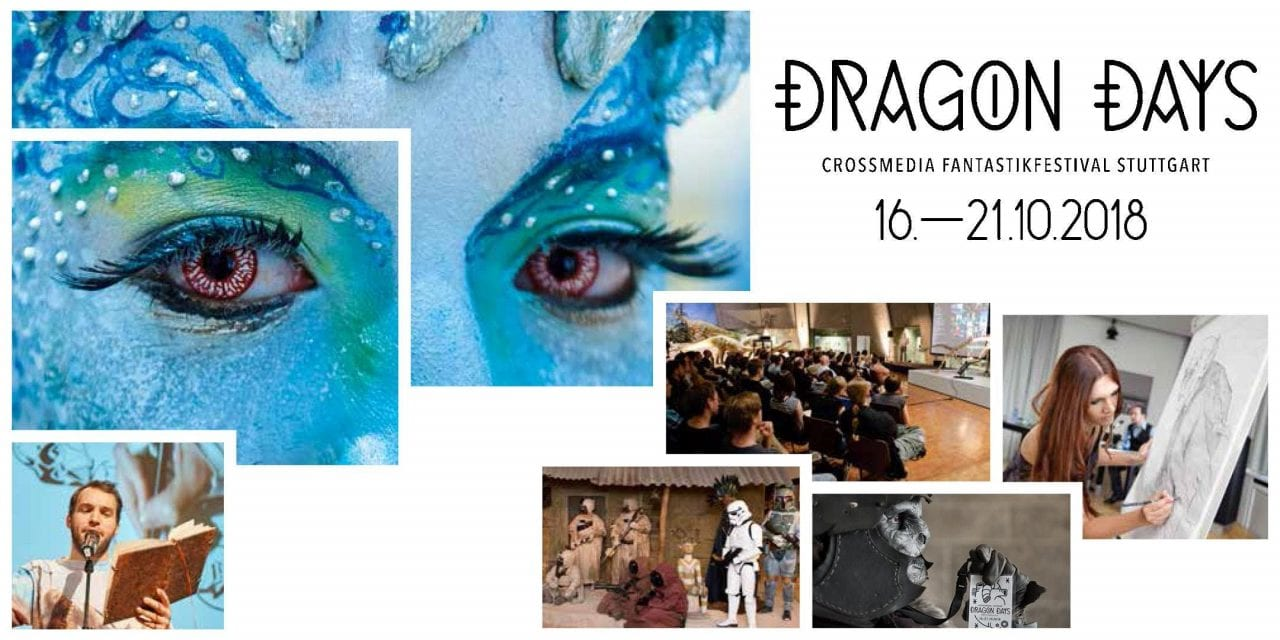Dragon Days 2018 Crossmedia Fantastikfestival