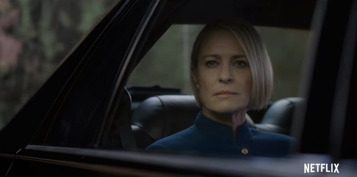 House of Cards: Offizieller Trailer zur 6. Staffel
