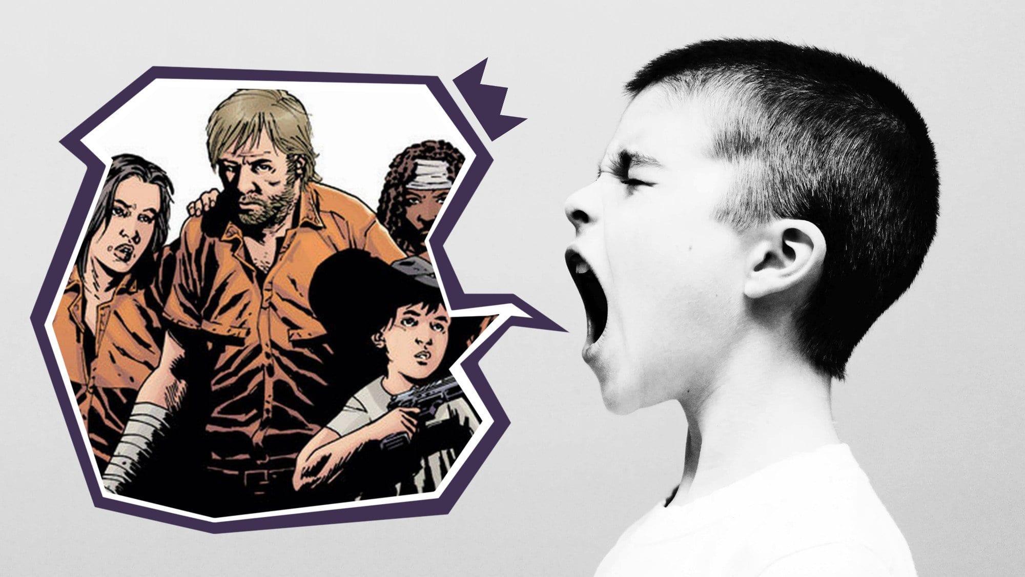 Der Verfall von The Walking Dead: Wenn die Comicvorlage nicht alles ist