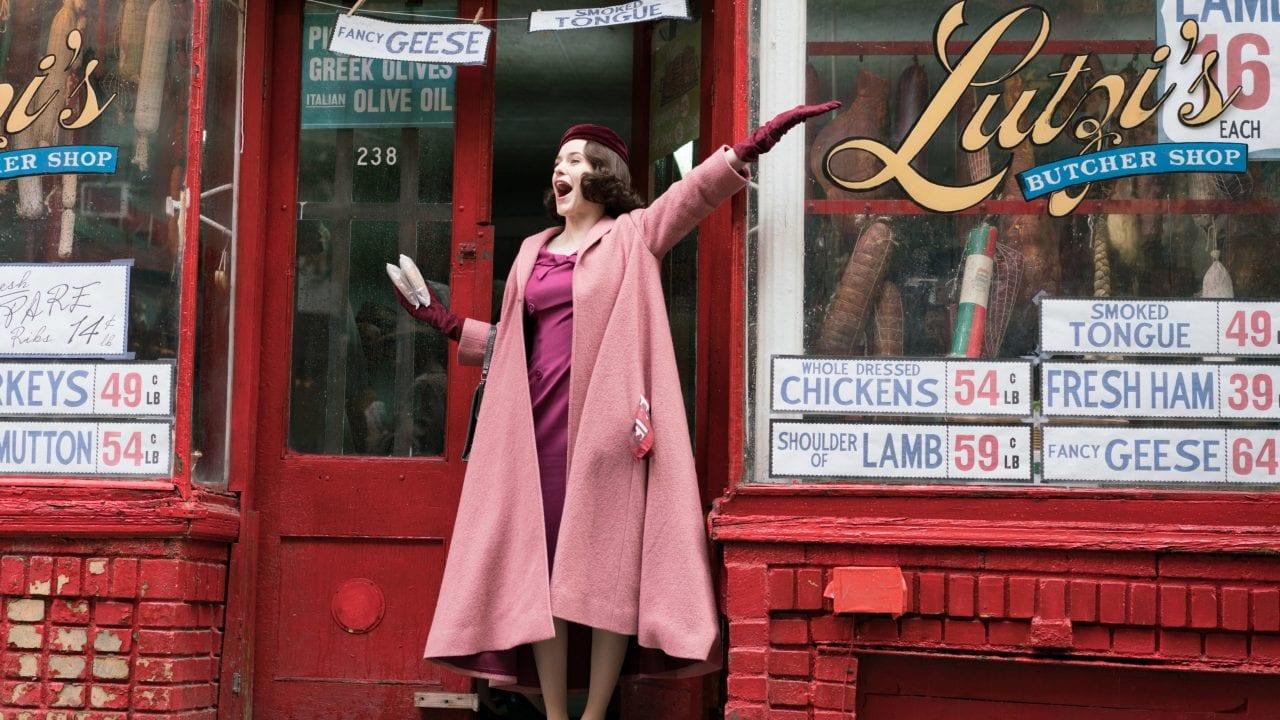 """Wunderbarer Trailer und Starttermin zur 2. Staffel von """"The Marvelous Mrs. Maisel"""""""