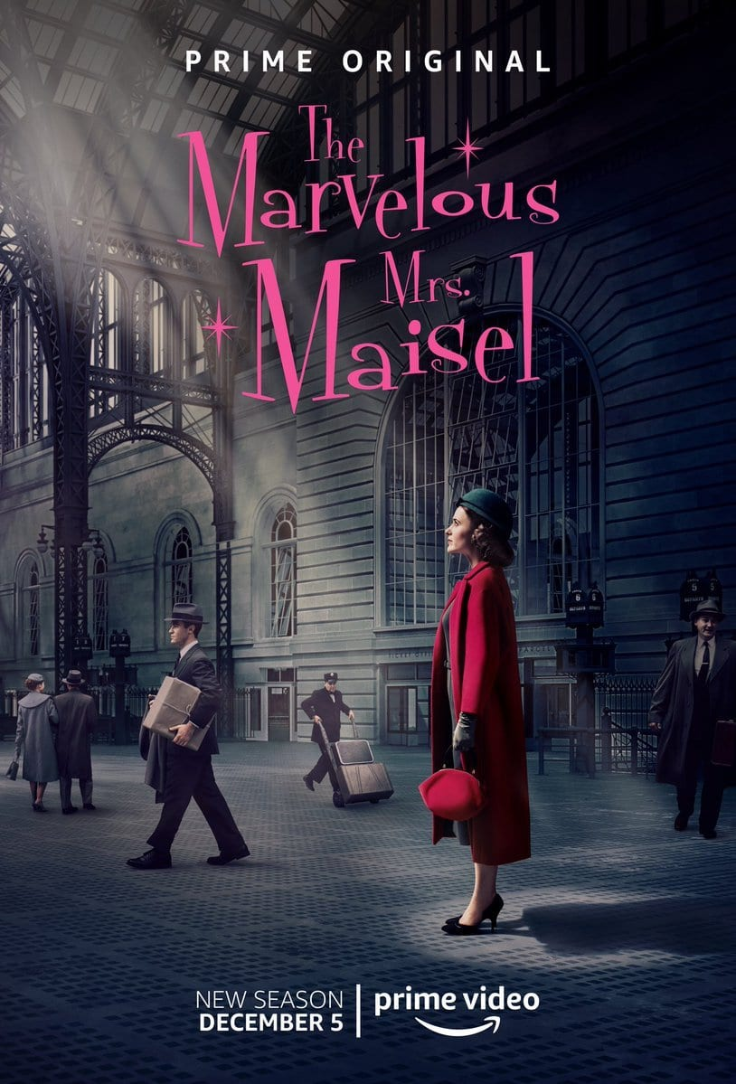 The Marvelous Mrs Maisel Season 2 Poster