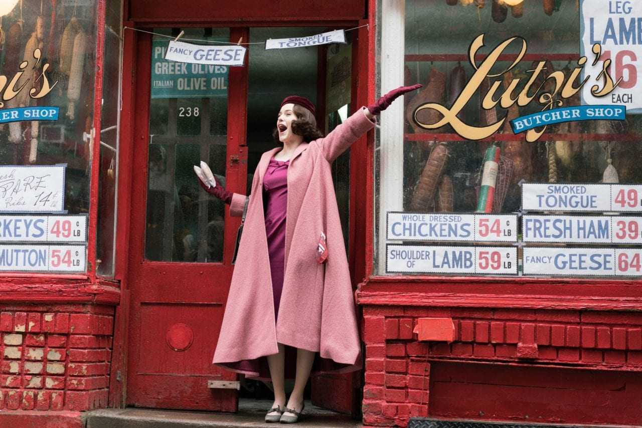 The Marvelous Mrs Maisel Season 2