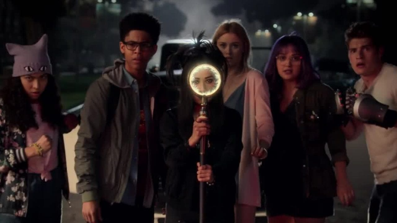 Trailer zur 2. Staffel von Marvel's Runaways