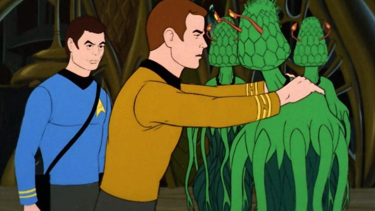 Star Trek: Lower Decks – animierte Comedy-Serie angekündigt