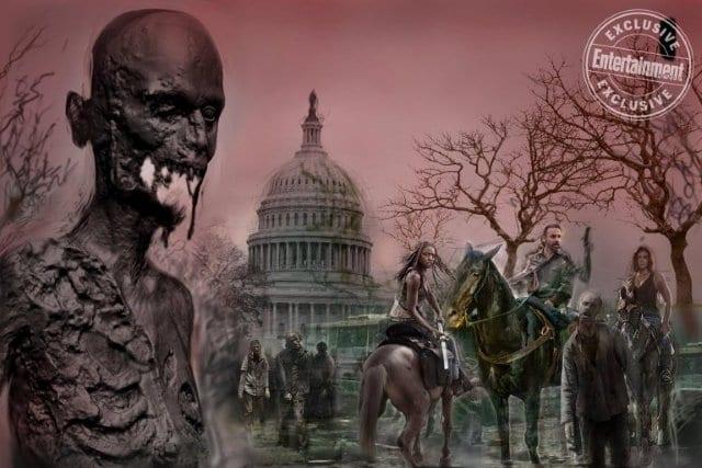 TWD_S9E1_1 The Walking Dead: Storyboard und Concept Art zur Staffelpremiere
