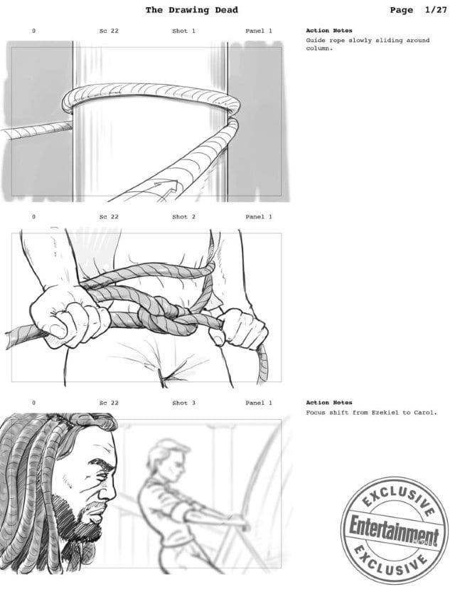 TWD_S9E1_17 The Walking Dead: Storyboard und Concept Art zur Staffelpremiere