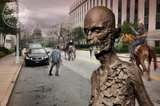 TWD_S9E1_2 The Walking Dead: Storyboard und Concept Art zur Staffelpremiere